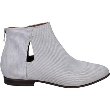 Boty Ženy Nízké kozačky Moma Kotníkové Boty BR921 Bílý