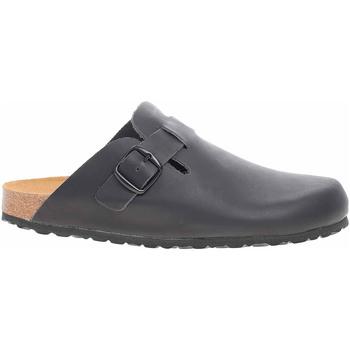 Boty Muži Pantofle Bio Life Pánské pantofle  0005.732 black Lewis 182 Černá