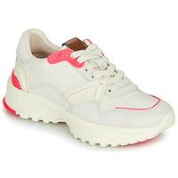Boty Ženy Nízké tenisky Coach C143 RUNNER Bílá / Růžová