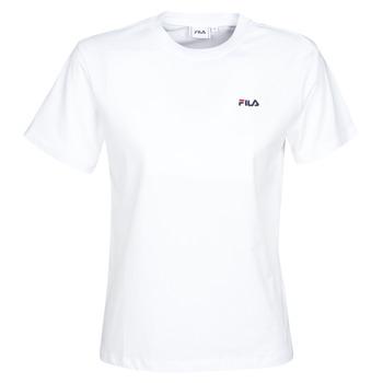 Textil Ženy Trička s krátkým rukávem Fila Eara Bílá
