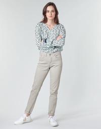 Textil Ženy Kapsáčové kalhoty Cream ANNIE Šedá