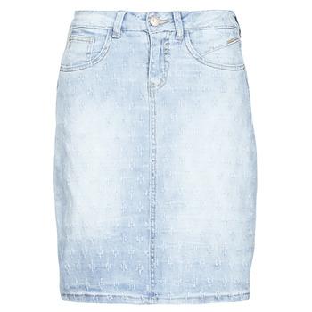 Textil Ženy Sukně Cream ROBINA Modrá