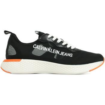 Boty Muži Nízké tenisky Calvin Klein Jeans Alban Černá