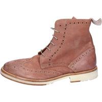 Boty Ženy Kotníkové boty Moma Kotníkové Boty BR943 Růžový