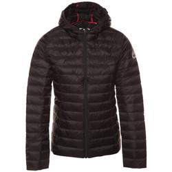 Textil Ženy Prošívané bundy JOTT Cloe manche longue capuche Černá
