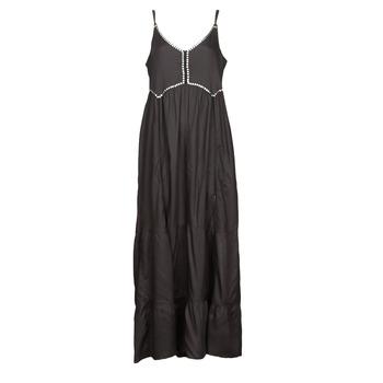 Textil Ženy Společenské šaty Kaporal ANGEL Černá