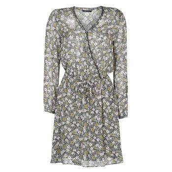 Textil Ženy Krátké šaty Ikks BQ30035-57 Vícebarevná