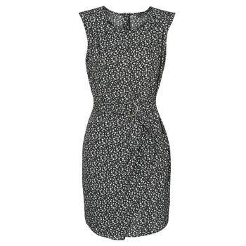 Textil Ženy Krátké šaty Ikks BQ30045-03 Černá