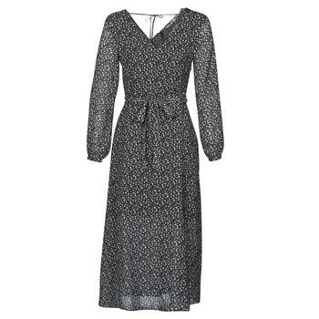 Textil Ženy Společenské šaty Ikks BQ30085-03 Černá