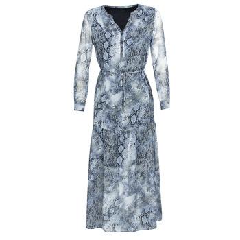 Textil Ženy Společenské šaty Ikks BQ30285-45 Modrá
