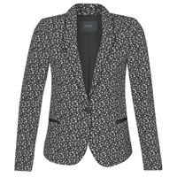 Textil Ženy Saka / Blejzry Ikks BQ40025-03 Černá