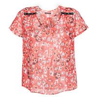 Textil Ženy Halenky / Blůzy Ikks BQ11145-37 Oranžová
