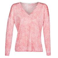 Textil Ženy Svetry Ikks BQ18115-36 Růžová