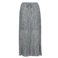 Textil Ženy Sukně Ikks BQ27075-30 Černá / Bílá