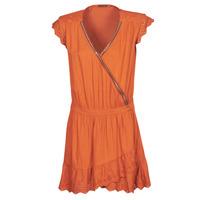 Textil Ženy Krátké šaty Ikks BQ30155-75 Oranžová