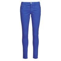 Textil Ženy Kapsáčové kalhoty One Step LE JUDY Modrá