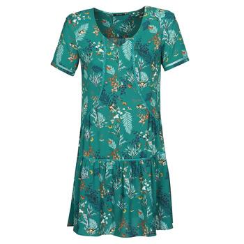 Textil Ženy Krátké šaty One Step RENATO Zelená