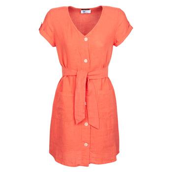 Textil Ženy Krátké šaty One Step RONIN Oranžová