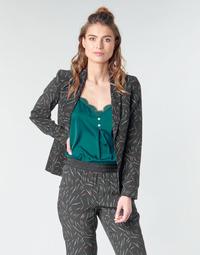 Textil Ženy Saka / Blejzry One Step NELLY Černá