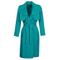 Textil Ženy Pláště One Step DAWY Modrá