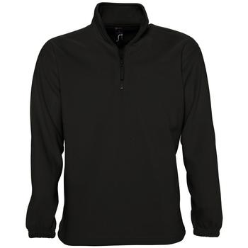 Textil Fleecové bundy Sols NESS POLAR UNISEX Negro