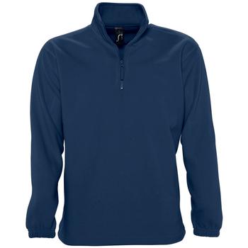 Textil Fleecové bundy Sols NESS POLAR UNISEX Azul