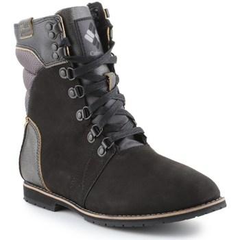 Columbia Kotníkové boty Twentythird Ave WP Mid - Černá