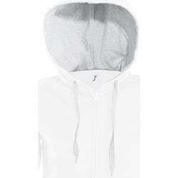 Textil Ženy Mikiny Sols SOUL WOMEN SPORT Blanco
