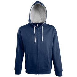 Textil Muži Mikiny Sols SOUL MEN SPORT Azul