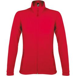 Textil Ženy Fleecové bundy Sols NOVA WOMEN SPORT Rojo