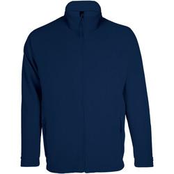 Textil Muži Fleecové bundy Sols NOVA MEN SPORT Azul