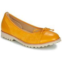 Boty Ženy Baleríny  Gabor KRINE Žlutá