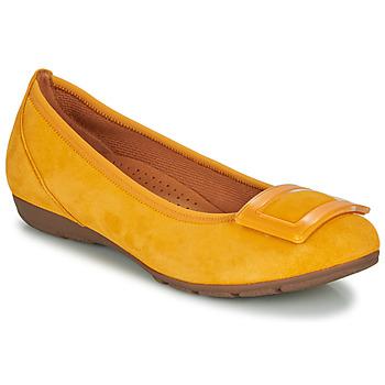 Boty Ženy Baleríny  Gabor KASTIPON Žlutá