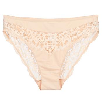 Spodní prádlo  Ženy Kalhotky Triumph AMOURETTE CHARM TAI Béžová