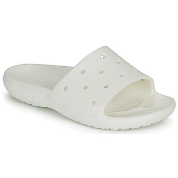 Boty pantofle Crocs CLASSIC CROCS SLIDE Bílá