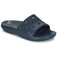 Boty pantofle Crocs CLASSIC CROCS SLIDE Tmavě modrá