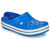 Boty Pantofle Crocs CROCBAND Modrá / Šedá