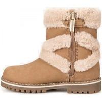 Boty Dívčí Zimní boty Mayoral 24030-18 Hnědá