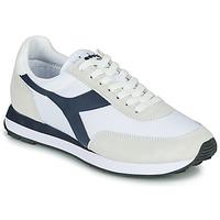 Boty Nízké tenisky Diadora KOALA Bílá / Modrá