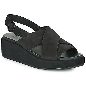 Boty Ženy Sandály Camper MISIA Černá