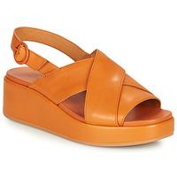 Boty Ženy Sandály Camper MISIA Velbloudí hnědá