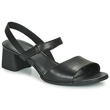 Boty Ženy Sandály Camper KATIE SANDALES Černá