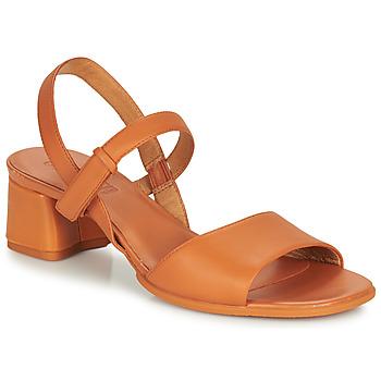 Boty Ženy Sandály Camper KATIE SANDALES Velbloudí hnědá