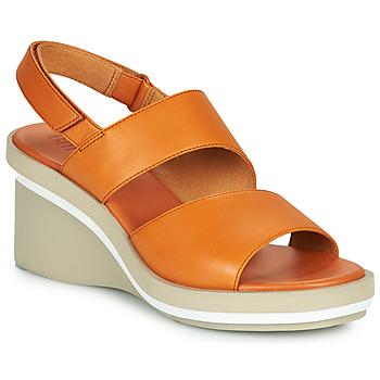 Boty Ženy Sandály Camper KIR0 Velbloudí hnědá