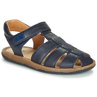 Boty Děti Sandály Camper BICHO Modrá / Tmavě modrá
