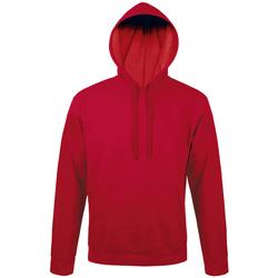 Textil Mikiny Sols SNAKE UNISEX SPORT Rojo