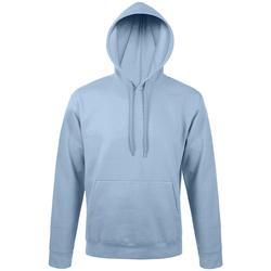 Textil Mikiny Sols SNAKE UNISEX SPORT Azul
