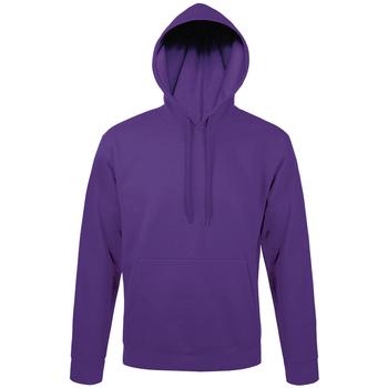 Textil Mikiny Sols SNAKE UNISEX SPORT Violeta