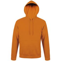 Textil Mikiny Sols SNAKE UNISEX SPORT Naranja