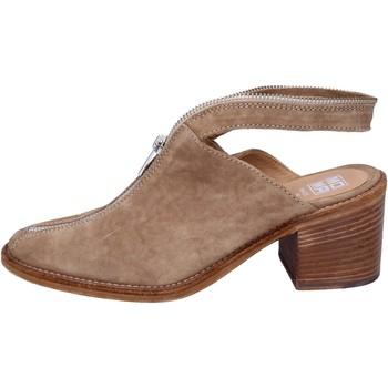 Boty Ženy Pantofle Moma BR994 Béžová